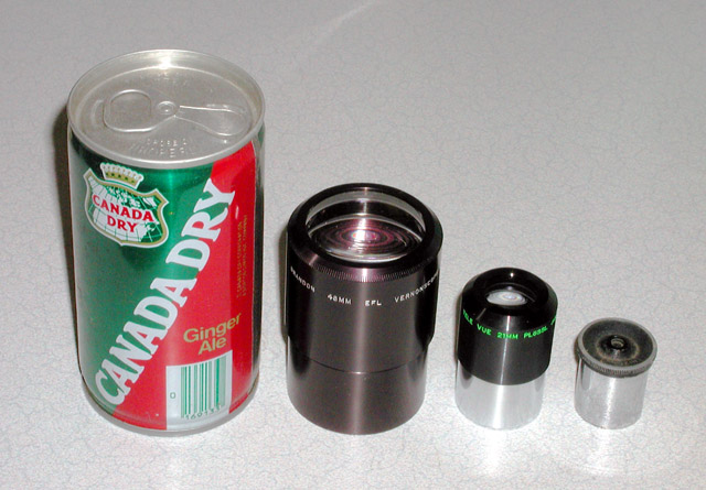 how to use telescope eyepieces