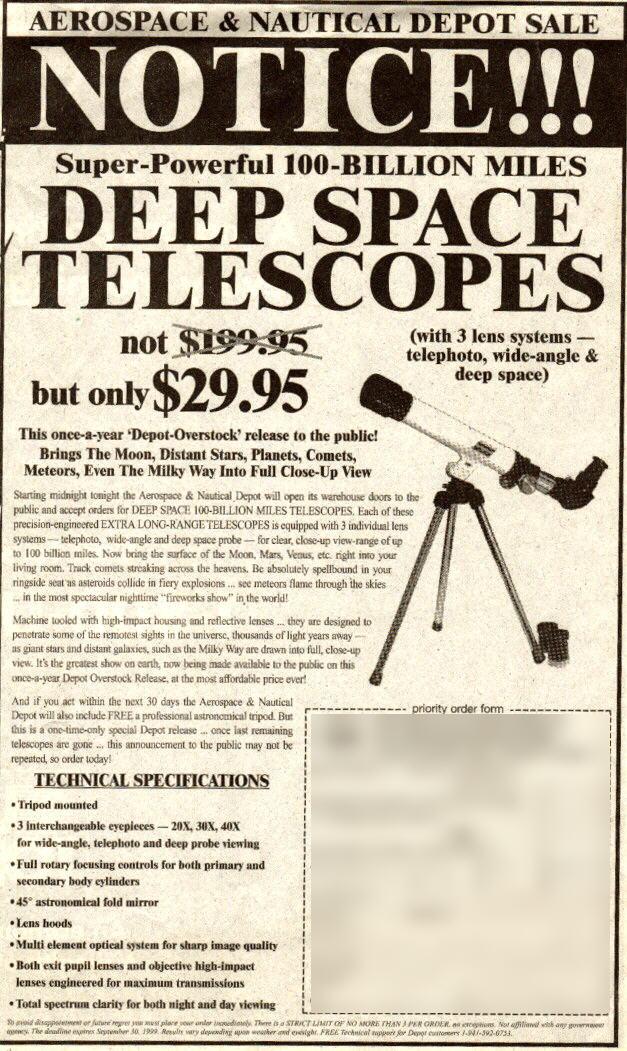 astronomy ads - photo #2