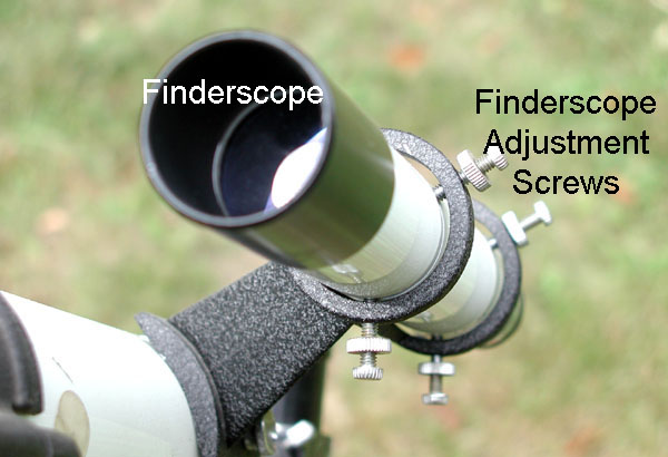 Anatomy of a refractor telescope
