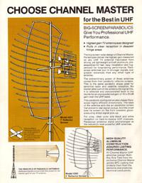 channel master 4251 tribute page. Black Bedroom Furniture Sets. Home Design Ideas