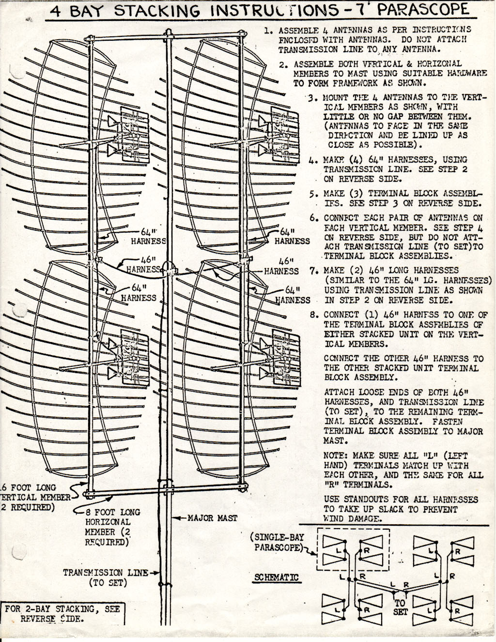 Channel Master 4251 Tribute Page Antenna Rotor Wiring On Diagram Related Pictures