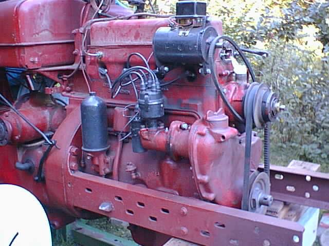 Farmall M Engine Diagram | Repair Manual