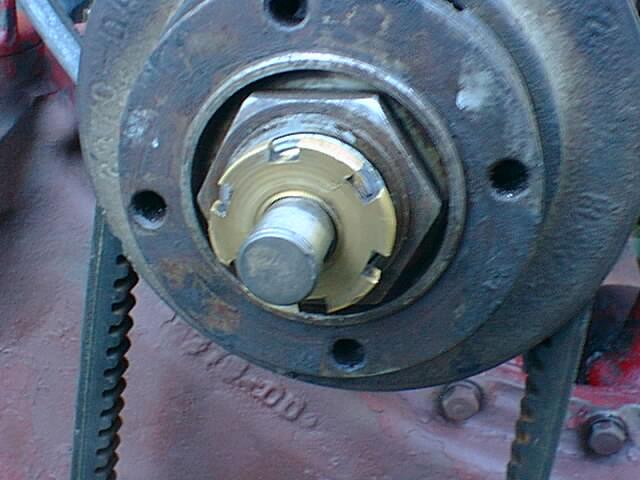 Farmall Tractor Water Pump : M water pump rebuild help farmall international