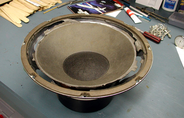 What does a blown speaker sound like? - Quora